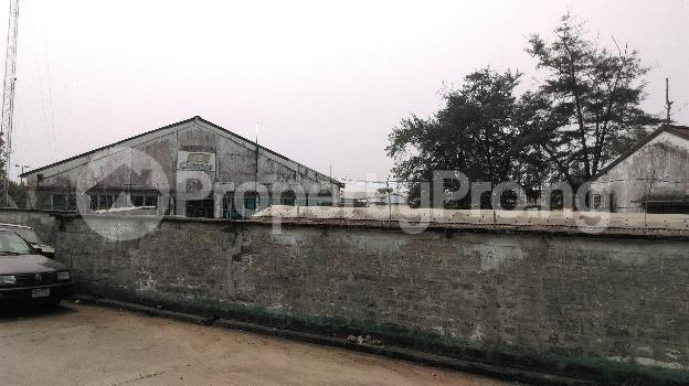 Warehouse Commercial Property for rent Reclamation Road Old Township Port Harcourt Rivers - 0