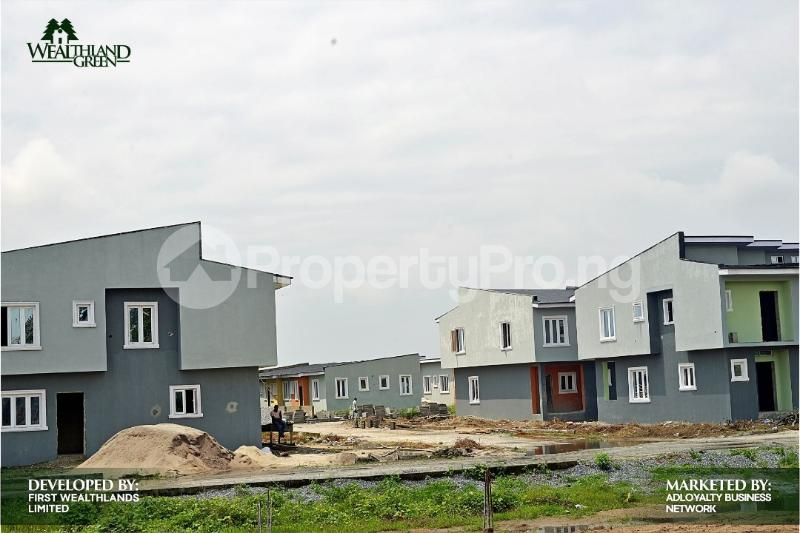 3 bedroom House for sale Oribanwa,Lekki Peninsula,Lagos.(Few Mins After Awoyaya) Awoyaya Ajah Lagos - 7