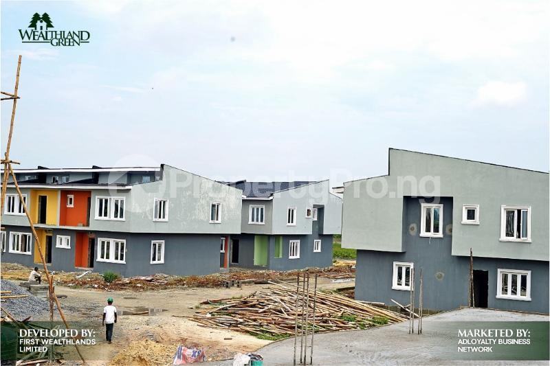 House for sale Oribanwa,Lekki Peninsula,Lagos.(1 min After Awoyaya) Awoyaya Ajah Lagos - 7