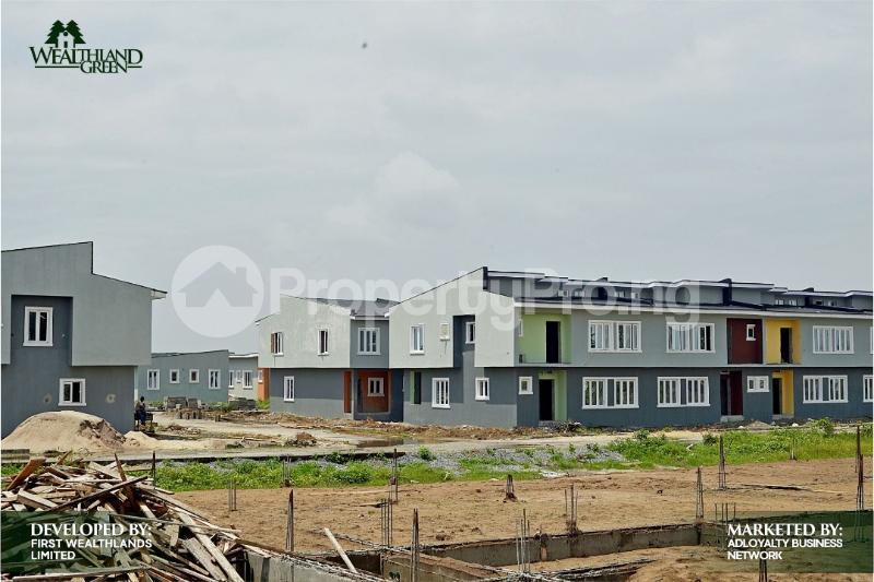 House for sale Oribanwa,Lekki Peninsula,Lagos.(1 min After Awoyaya) Awoyaya Ajah Lagos - 8