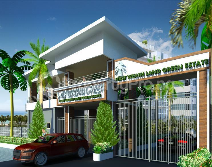 House for sale Oribanwa,Lekki Peninsula,Lagos.(1 min After Awoyaya) Awoyaya Ajah Lagos - 4