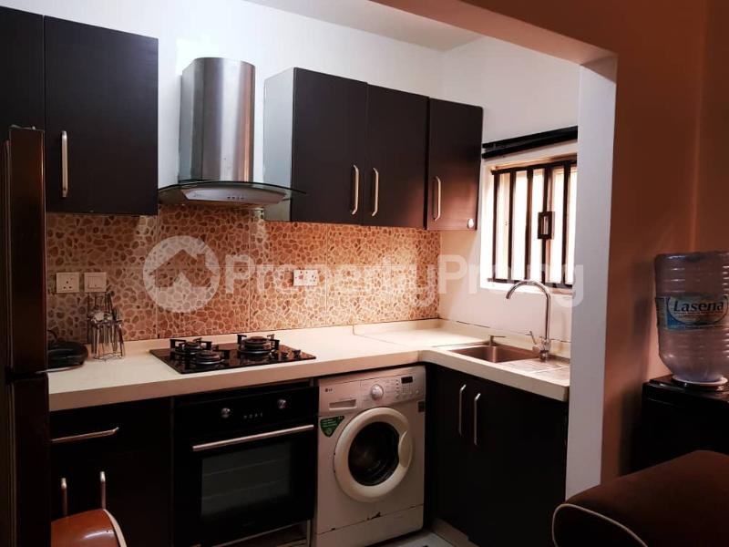 1 bedroom mini flat  Mini flat Flat / Apartment for rent Femi okunnu Estate Jakande Lekki Lagos - 1
