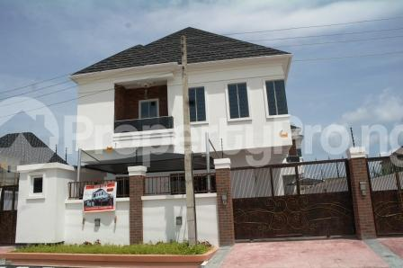 5 bedroom Detached Duplex House for sale Chevron Tollgate Lekki Lagos - 18