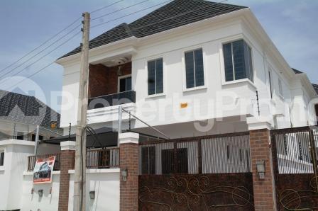 5 bedroom Detached Duplex House for sale Chevron Tollgate Lekki Lagos - 22