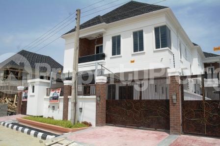 5 bedroom Detached Duplex House for sale Chevron Tollgate Lekki Lagos - 24