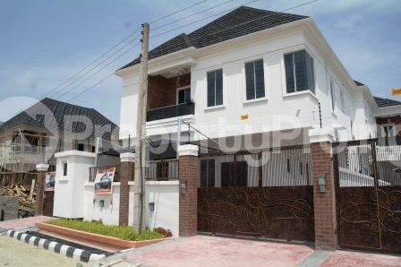 5 bedroom Detached Duplex House for sale Chevron Tollgate Lekki Lagos - 0