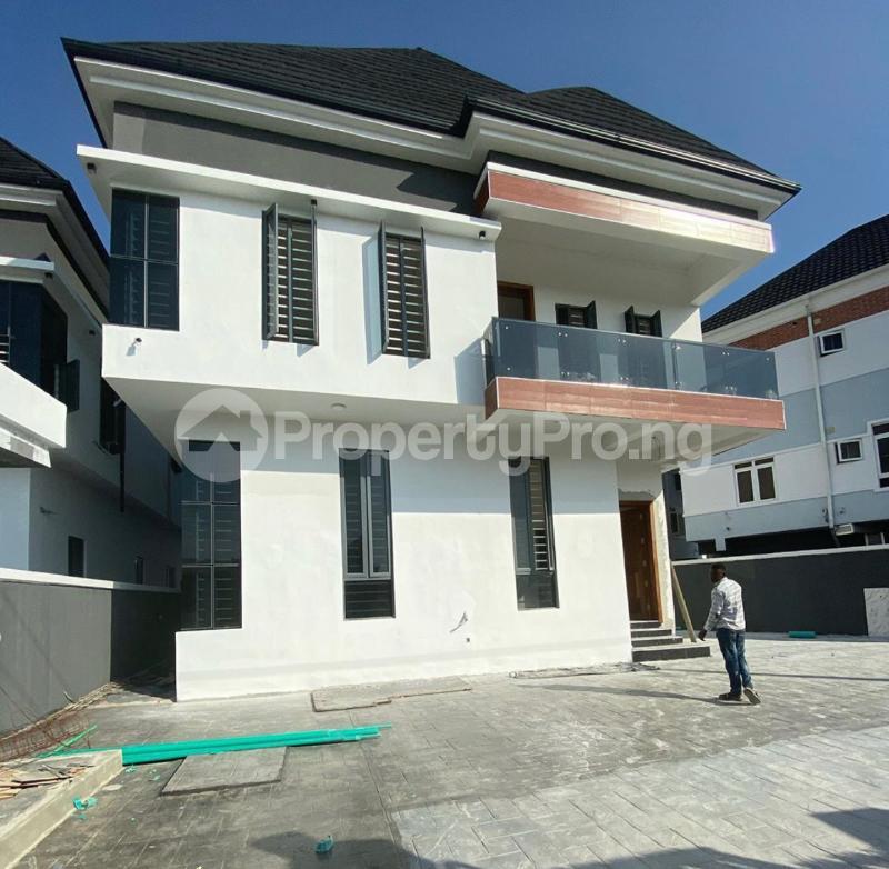 4 bedroom Detached Duplex House for sale Ikota villa estates  Ikota Lekki Lagos - 7