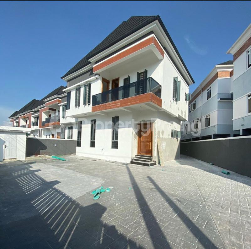 4 bedroom Detached Duplex House for sale Ikota villa estates  Ikota Lekki Lagos - 0