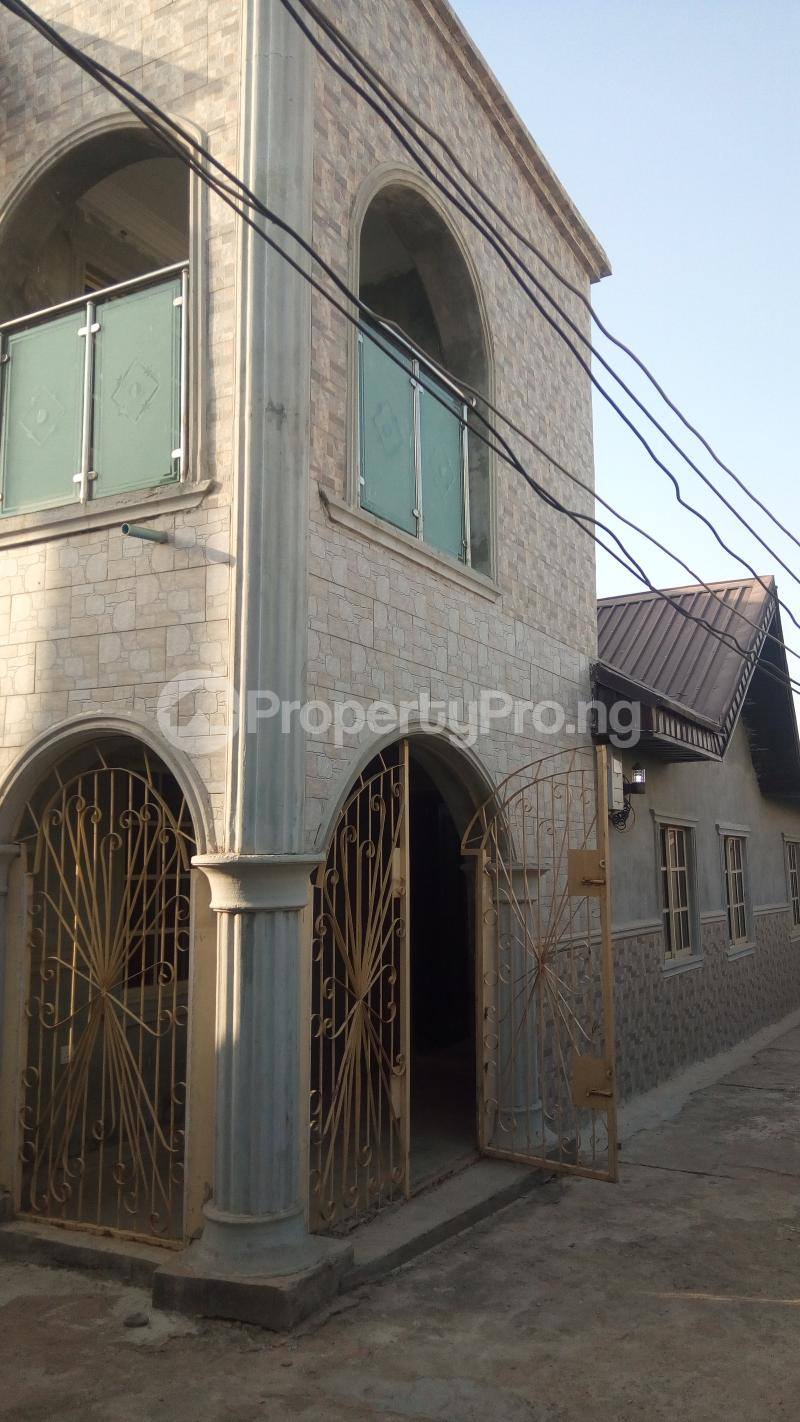4 bedroom Detached Duplex House for rent Near federal housing estate,Gonin gora kaduana Kaduna South Kaduna - 0