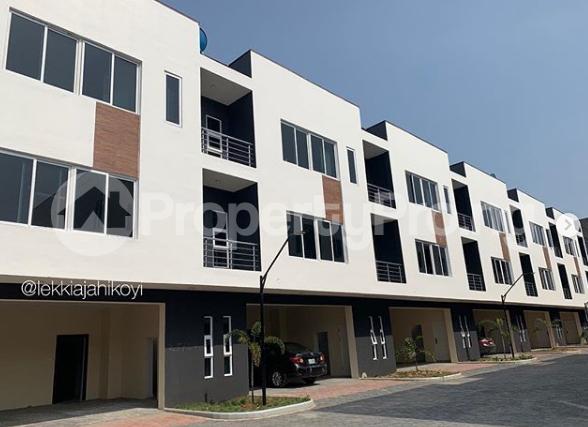 4 bedroom House for rent -  Osapa london Lekki Lagos - 0