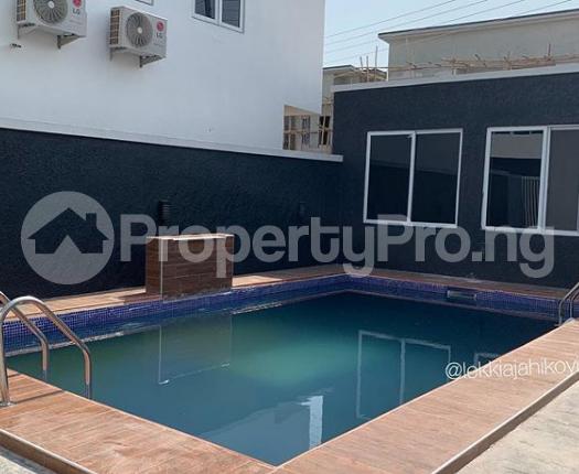 4 bedroom House for rent -  Osapa london Lekki Lagos - 2