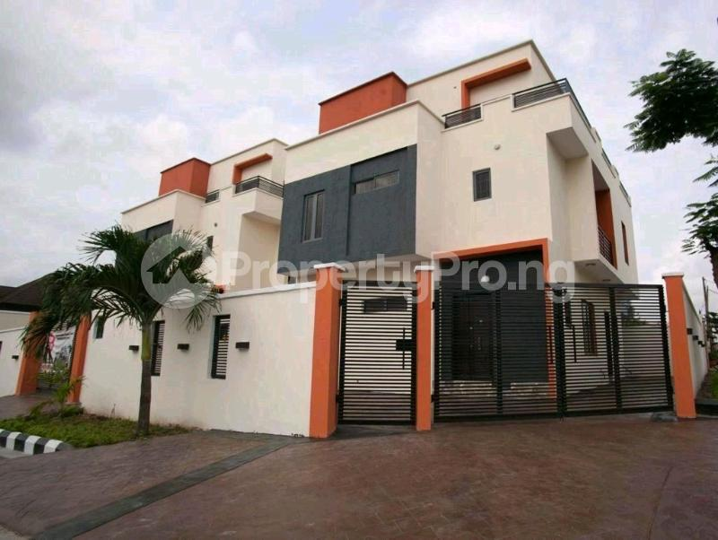 4 bedroom Detached Duplex House for sale Magodo  shangisha  Shangisha Kosofe/Ikosi Lagos - 0