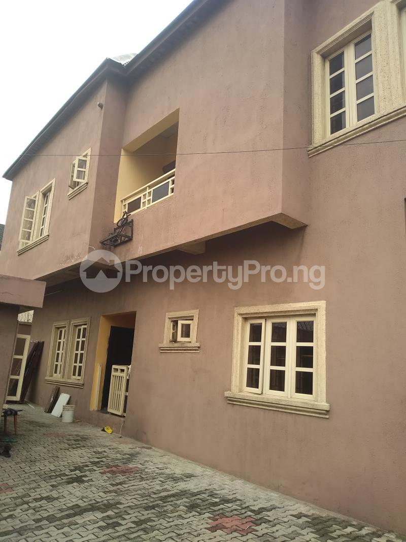 5 bedroom Terraced Duplex House for rent Medina estate  Medina Gbagada Lagos - 0