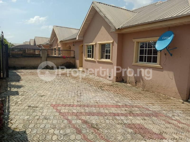 2 bedroom Semi Detached Bungalow House for rent Lafayette Estate near Sunnyvale Junction  Lokogoma Abuja - 3