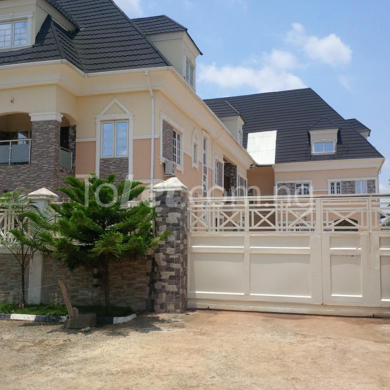 House For Rent By NAF Conference Center Jahi Abuja (PID