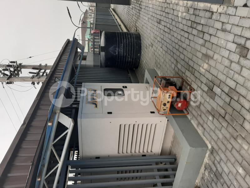 Office Space Commercial Property for rent  Adjacent Mega chicken Ikota Lekki Lagos - 2