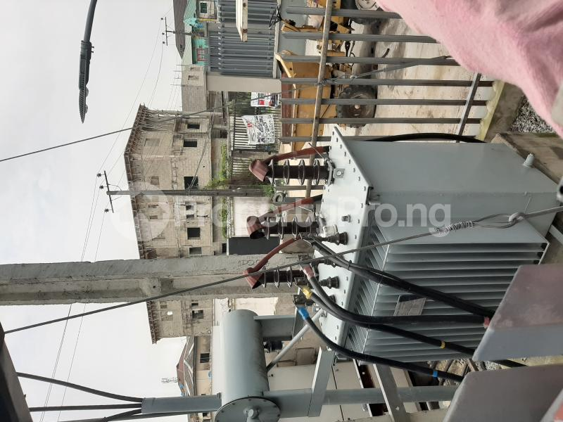 Office Space Commercial Property for rent  Adjacent Mega chicken Ikota Lekki Lagos - 8