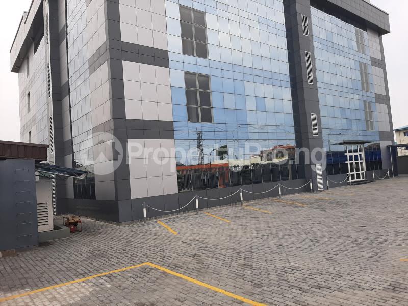 Office Space Commercial Property for rent  Adjacent Mega chicken Ikota Lekki Lagos - 3
