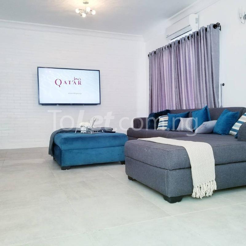 4 bedroom House for shortlet Lafiaji way Dolphin Estate Ikoyi Lagos - 1