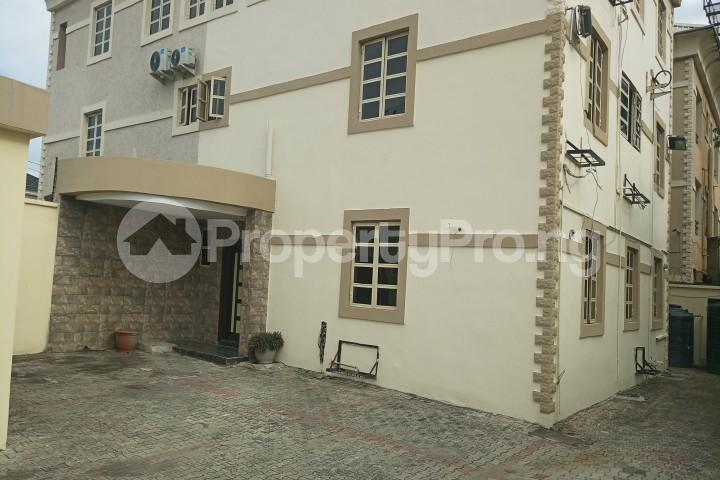 5 bedroom Semi Detached Duplex House for sale Lekki Phase 1 Lekki Lagos - 51