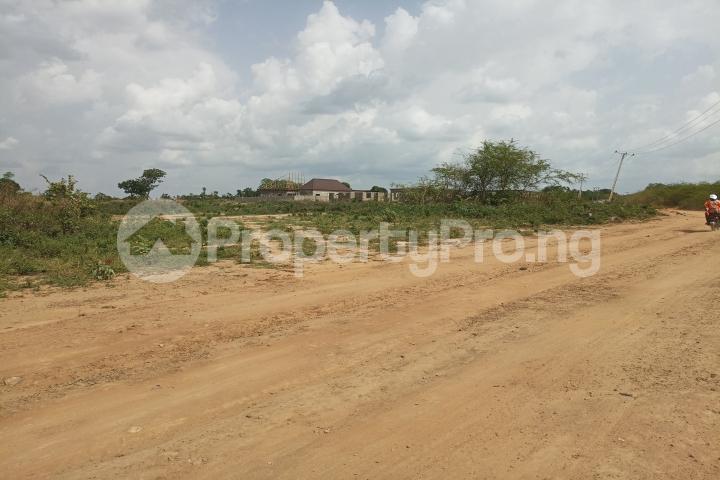 Land for sale Pyakasa Area Lugbe Abuja - 3