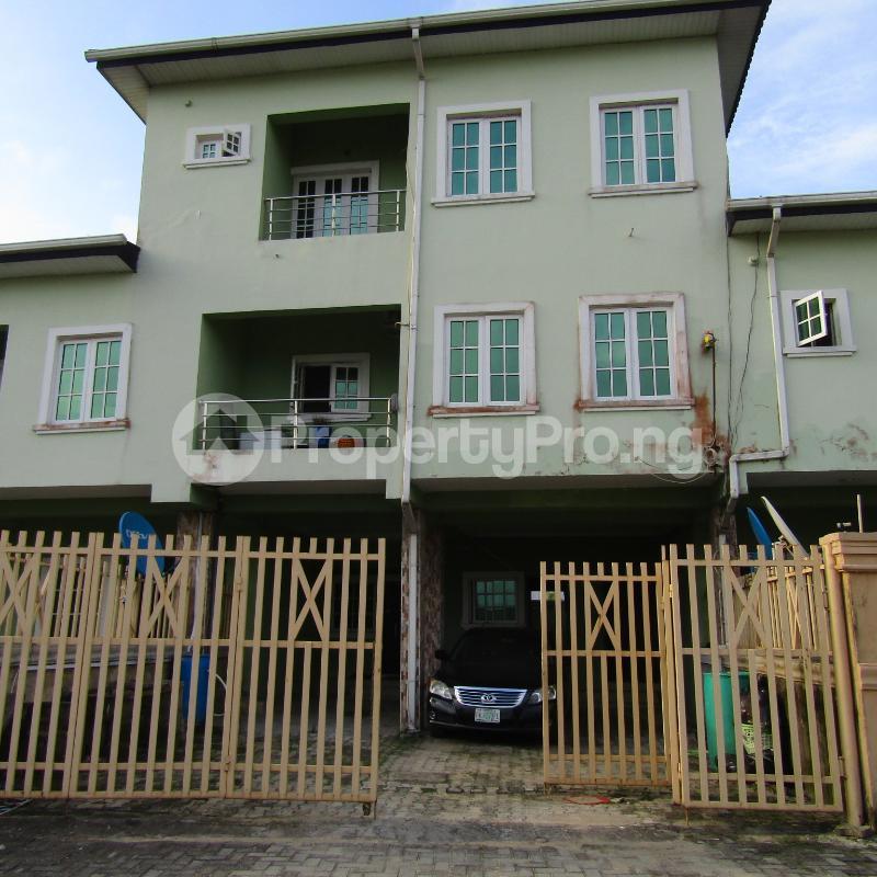 3 bedroom Flat / Apartment for rent Farmville Estate Ajah Lagos - 1