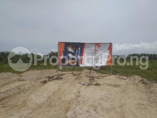 Land for sale Peach Palms Estate Abijo Ajah Lagos - 3
