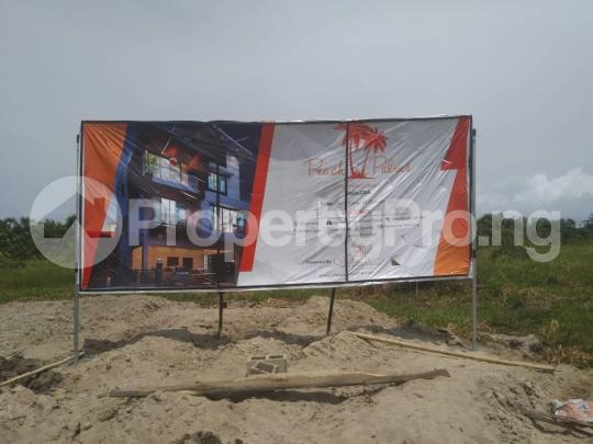 Land for sale Peach Palms Estate Abijo Ajah Lagos - 5