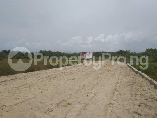 Land for sale Peach Palms Estate Abijo Ajah Lagos - 4