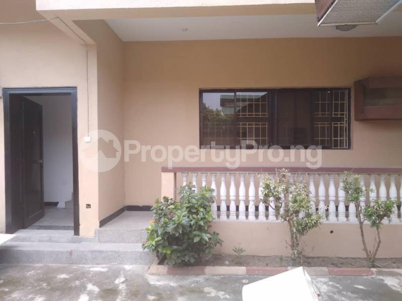 5 bedroom Semi Detached Duplex House for rent Lekki Phase 1 Lekki Lagos - 5