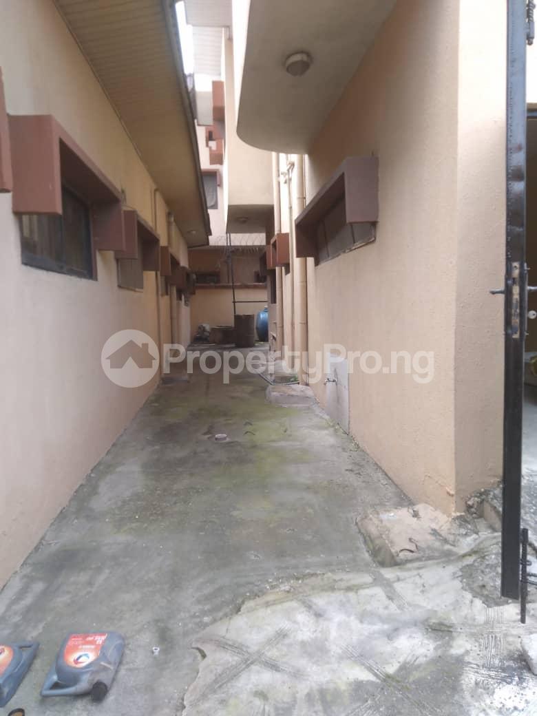 5 bedroom Semi Detached Duplex House for rent Lekki Phase 1 Lekki Lagos - 10