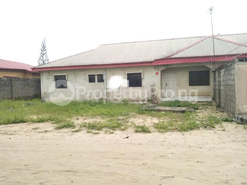 3 bedroom Semi Detached Bungalow House for sale Losoro, Ibeju Lekki  Lakowe Ajah Lagos - 1