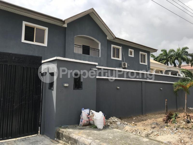 4 bedroom Semi Detached Duplex House for rent - Lekki Lagos - 15