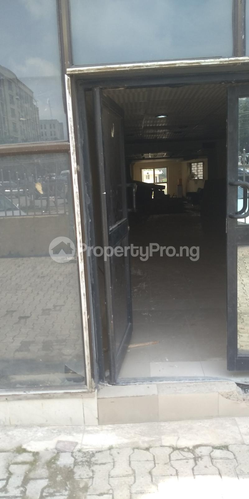 1 bedroom mini flat  Office Space Commercial Property for rent Wuse zone5-Abuja Wuse 1 Abuja - 0