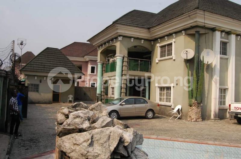 6 bedroom Detached Duplex House for sale Effurun, GRA Warri Delta - 0