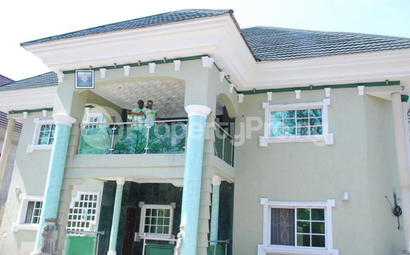 6 bedroom Detached Duplex House for sale Effurun, GRA Warri Delta - 1