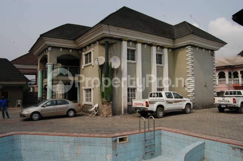 6 bedroom Detached Duplex House for sale Effurun, GRA Warri Delta - 2