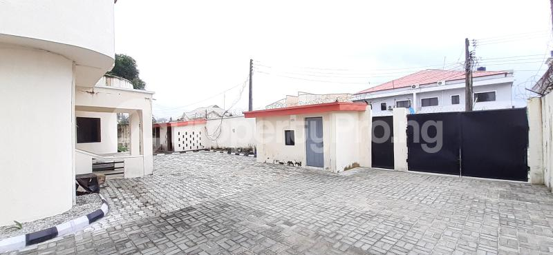 7 bedroom Detached Duplex House for rent Chief Augustine Anozie Lekki Phase 1 Lekki Lagos - 13