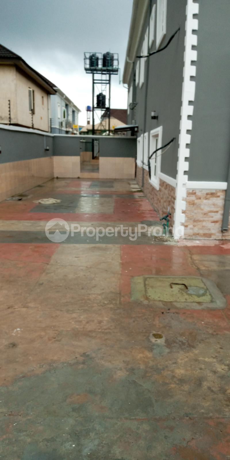 3 bedroom Flat / Apartment for rent Olive Ago palace Okota Lagos - 1