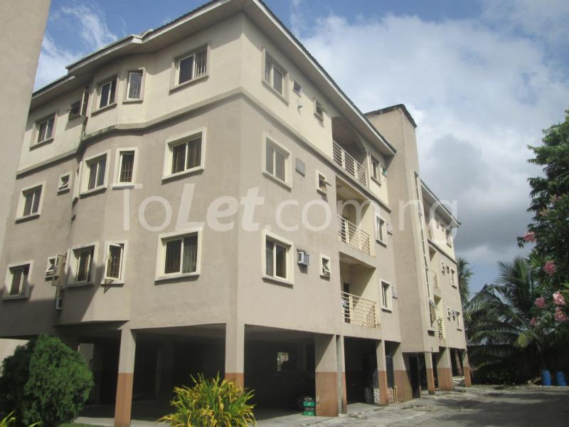 3 bedroom Flat / Apartment for rent Elegant Court, Ilaje Ajah Lagos - 1