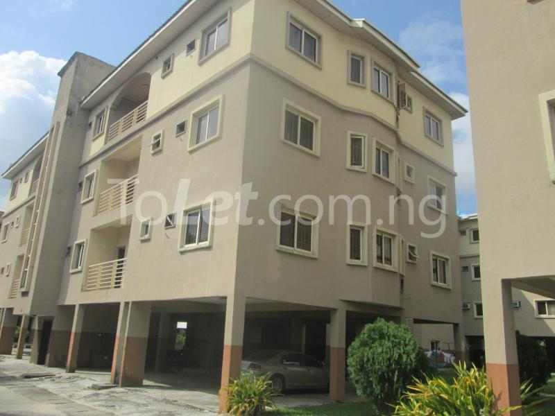 3 bedroom Flat / Apartment for rent Elegant Court, Ilaje Ajah Lagos - 0