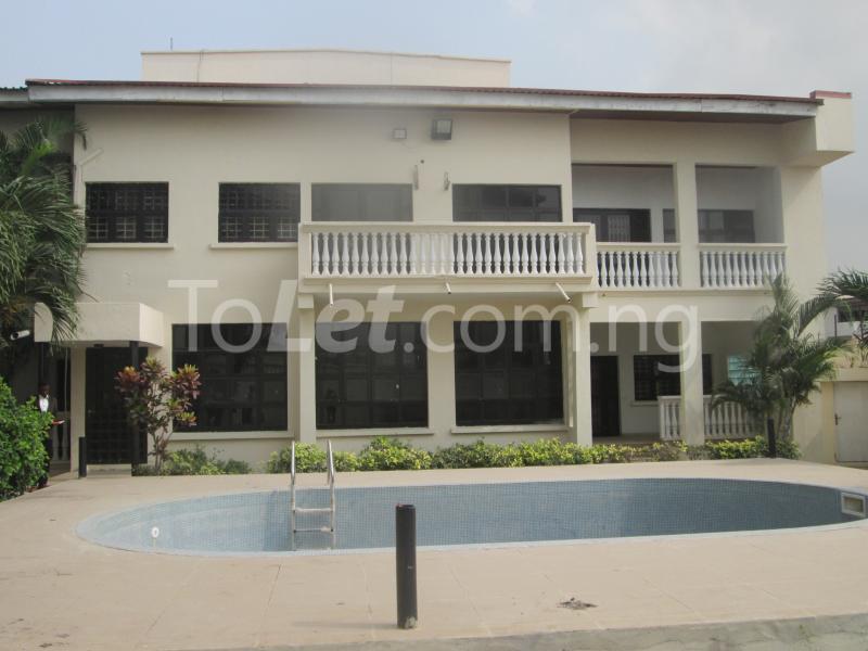 5 bedroom House for rent Victoria Island  Ligali Ayorinde Victoria Island Lagos - 0