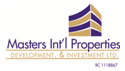 Masters Int'l Properties LTD