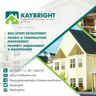 KAYBRIGHT PROPERTIES & CO ESTATE SURVEYOR AND VALUER