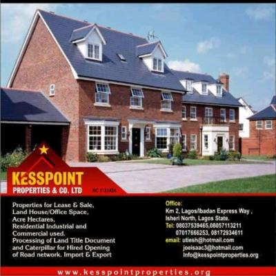 Kesspoint Properties & Co Ltd