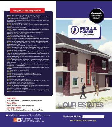 IFEDI A.K NIG LTD