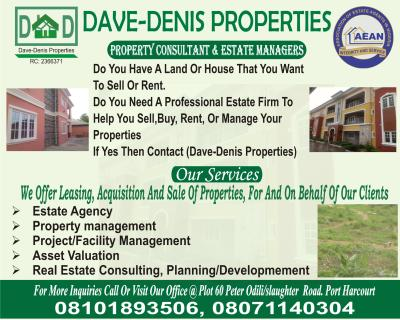 DAVE DENIS PROPERTIES