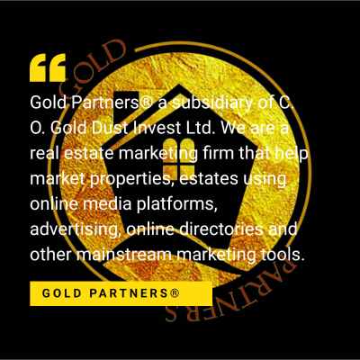 C.O. GOLD DUST INVEST LTD
