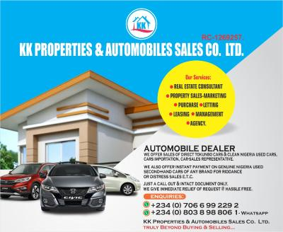 KK Properties & Automobiles Sales Co.Ltd. Rc-1269257.