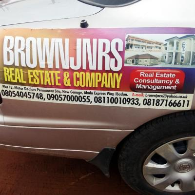 Brownjnrs Real Estates and Properties